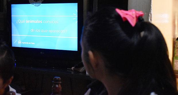 Por acuerdo con SEP, Televisa ampliará cobertura de Aprende en Casa