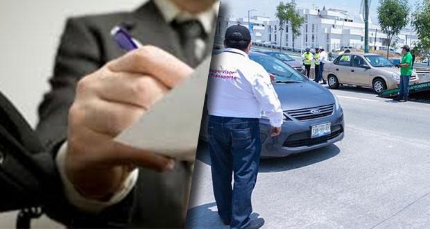 """Admiten queja por negativa de suspensión contra """"Hoy No Circula"""" en Puebla"""