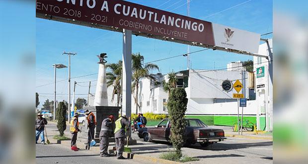 Recorte de salario a trabajadores de Cuautlancingo, sustentado en ley: Comuna