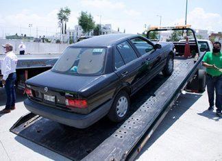 1,268 vehículos incumplen Hoy No Circula; 31% de la ciudad de Puebla