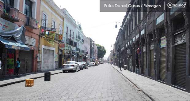 Canaco y comerciantes del CH reabrirán negocios el 22 de junio en Puebla