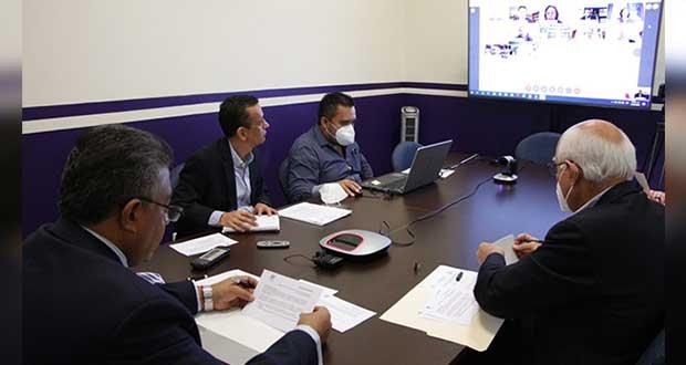 ASE participa en comité especializado de información sobre corrupción