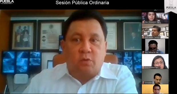 Nuevamente, Héctor Alonso se pone misógino y agrede a diputada