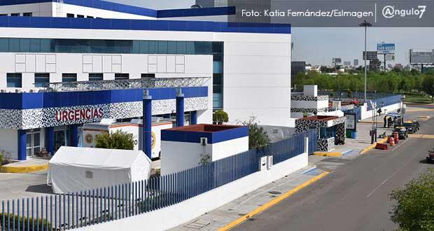 Contagios por Covid-19 en Puebla llegan a 9,724; 4 regiones, en alerta máxima