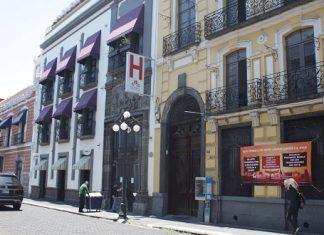 Solo 22.5% de hoteles, abiertos en ciudad de Puebla por Covid-19