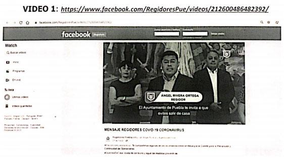 IEE revisará si Rivera y 6 servidores incurrieron en promoción personalizada