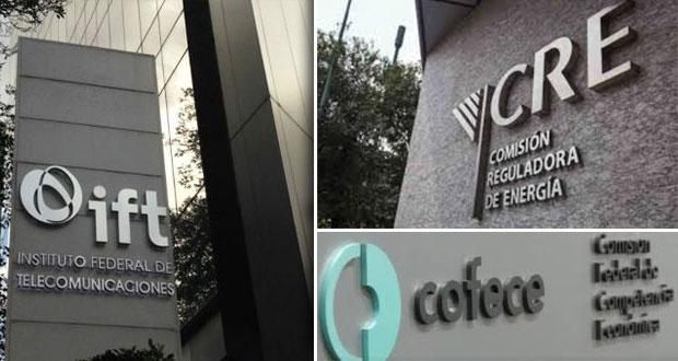En Senado, Morena va por crear Inmecob; fusionaría IFT, CRE y Cofece