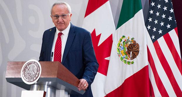 Gobierno propone a Seade, negociador del T-MEC, para dirigir OMC