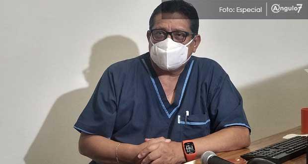 Arturo Valera, médico del Issstep, venció el Covid-19 a sus 63 años