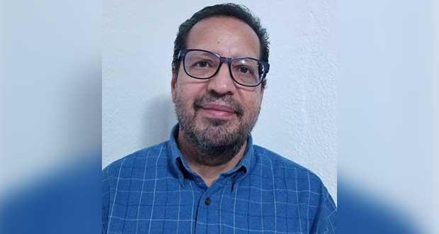 Geógrafo Martín Fregoso llega a Catastro; mejorar procesos, reto