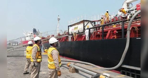 México, entre 33 países sin suspender operaciones en sus puertos
