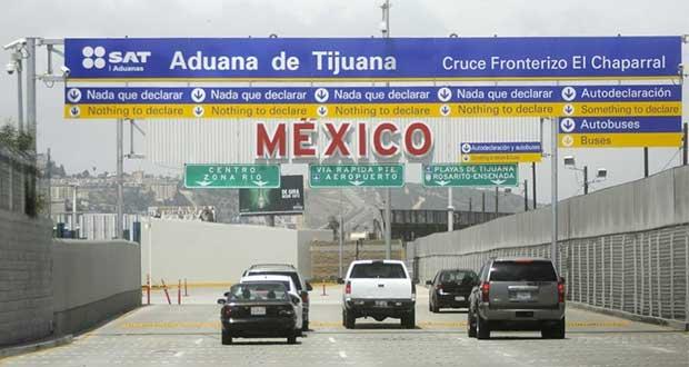 México y EU acuerdan extender cierre de frontera a viajes no esenciales