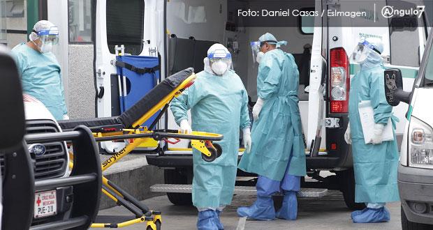 Covid se mantiene al alza en Puebla; hubo 343 casos en 3 días y suman 3 mil 99
