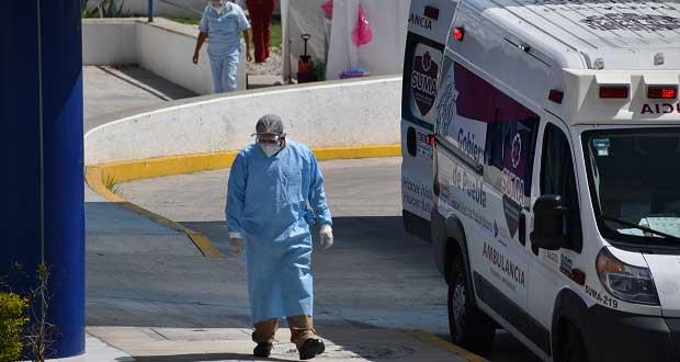 Supera Puebla los 10 mil casos de Covid; la mitad ya se recuperó