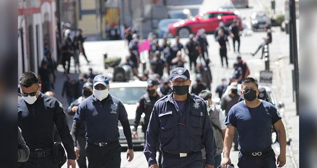 Policías estatales reciben alza salarial de 14%; entra en vigor inmediatamente
