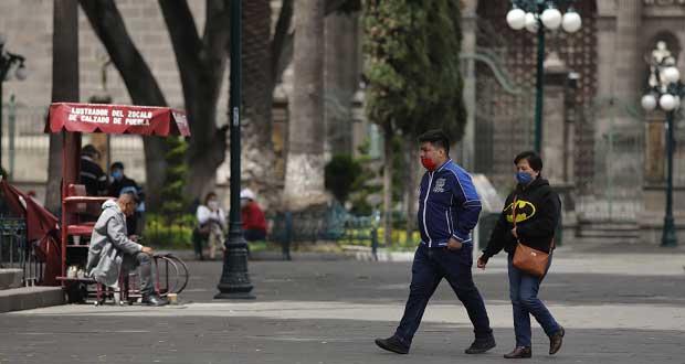 Próxima semana, Puebla seguirá en semáforo rojo por Covid: SS federal