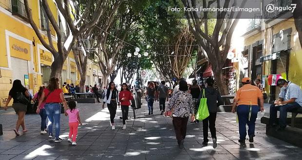 Reactivación económica de Puebla, en riesgo por relajamiento social en plena pandemia