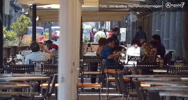 Este lunes, regresarán 70 restaurantes de Puebla; ocho en CH: Canirac