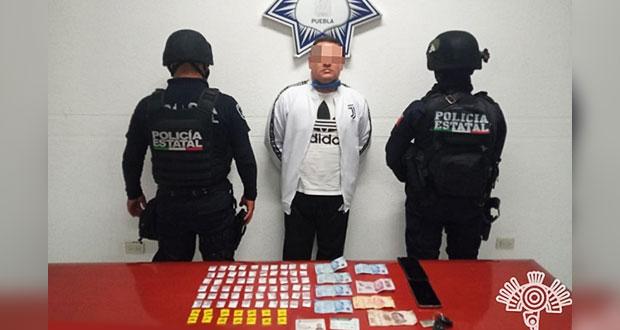Detiene SSP en Puebla a integrante del Cártel de Los Sinaloa