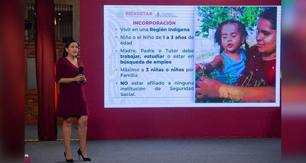 En Sierra Norte, comenzará censo para apoyos a madres trabajadoras