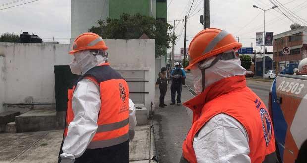 40 templos de Puebla capital, sin daños tras sismo: Protección Civil