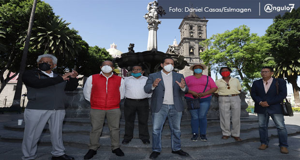 Carvajal pedirá a Segob federal interceder ante caso de detenidos de Amozoc