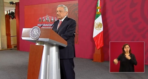 Crédito del BM a México se solicitó en 2019; deuda no aumenta: AMLO