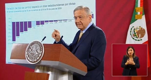 Economía informal, la más dañada por la pandemia: AMLO