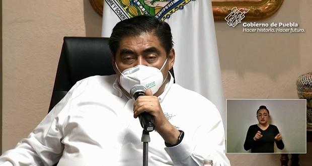 """Con """"trampas"""", Esparza intenta justifica sus irregularidades en BUAP: Barbosa"""