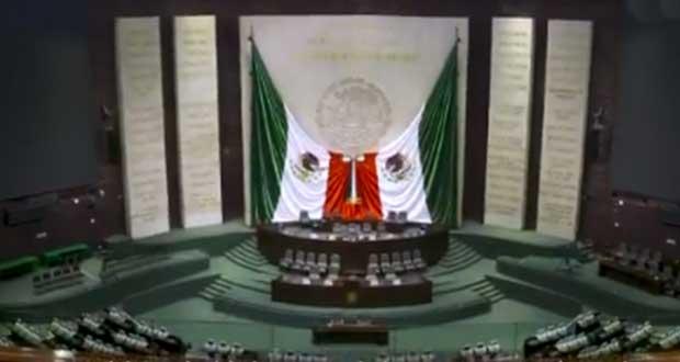 Diputados abordarán leyes T-MEC y consejeros de INE en extraordinarios