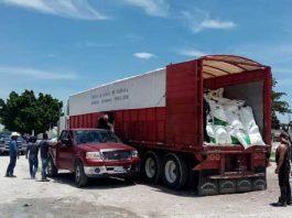 Alcaldesa antorchista de Tepexi subsidia al 50% fertilizante