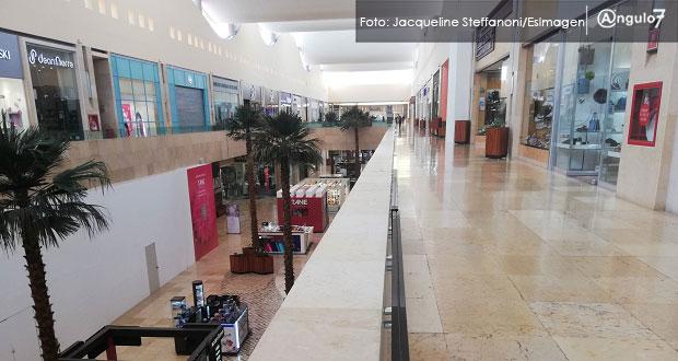 600 empleos perdidos por cierres de locales en centros comerciales de Puebla