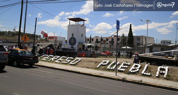 CNDH ubica a Puebla como 2º en reos con Covid; a un caso del 1er lugar