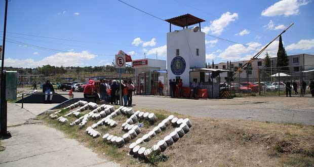 CDH investiga queja de reo en penal de San Miguel de Puebla