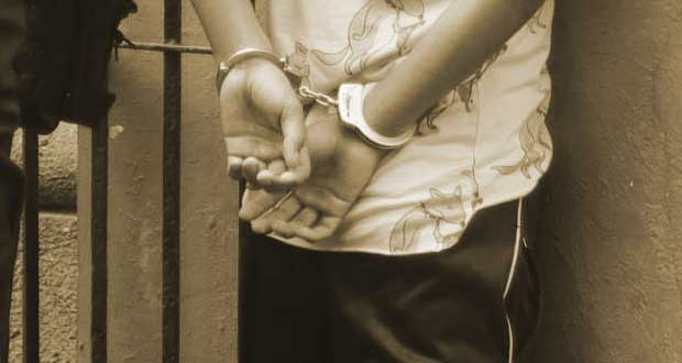 Ssptm de San Andrés detiene a hombre por robo de vehículo