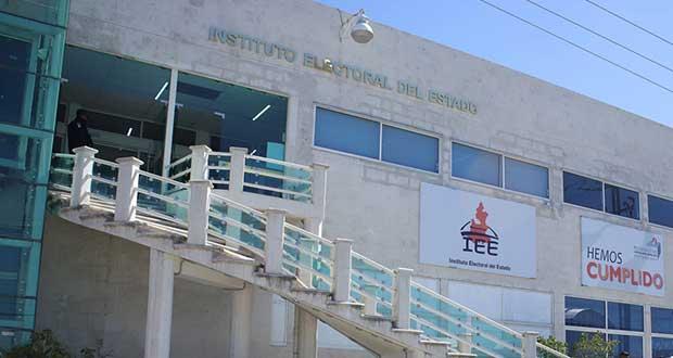 Por cuarta vez, IEE amplía suspensión de labores al 31 de julio