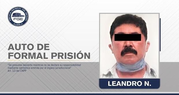Exedil de Huehuetlán el Grande, en prisión por peculado: FGE
