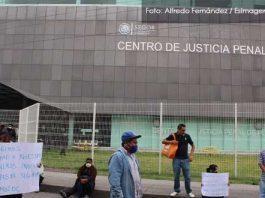 Abogados acusan bloqueo de FGE; impuso defensa a detenidos de Amozoc Seguro