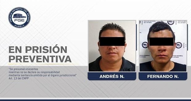 Dan prisión preventiva a hombres investigados por incitar a saqueos