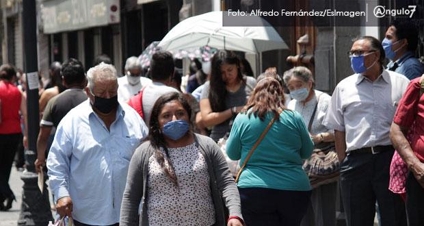 Puebla llega a 3,179 casos de Covid-19; 903 están activos y van 510 decesos