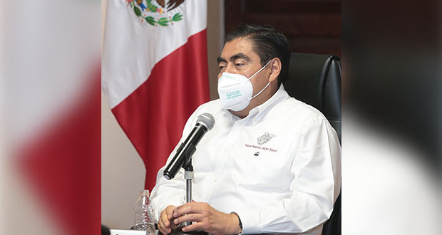 """Con RMV, Gali y Pacheco se creó """"partida secreta"""" entre SSP y SGG"""