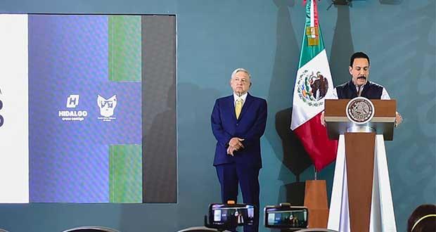 Hidalgo busca vacuna contra Covid; AMLO resalta buena relación