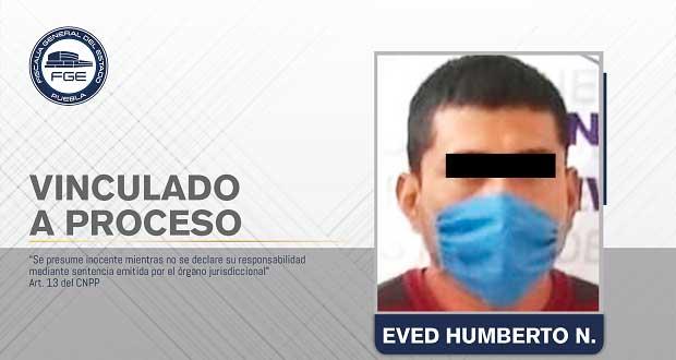 Vinculan a proceso a presunto homicidio de Zacatlán: FGE