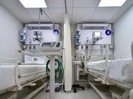 Del 34.6%, disponibilidad de camas para pacientes Covid en Puebla: SS estatal