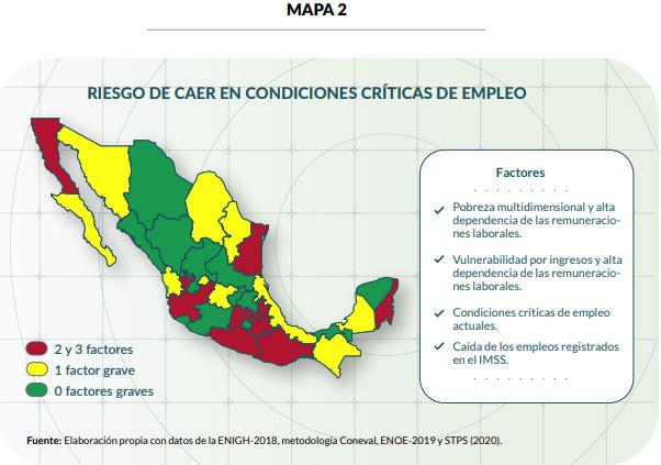 Puebla, con riesgo de caer en condición crítica de empleo tras Covid-19: CEEY