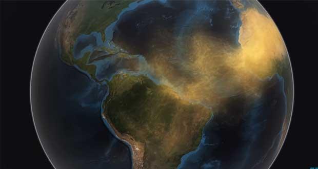 Polvo del Sahara alcanza máximo nivel en México; ¿es peligroso?