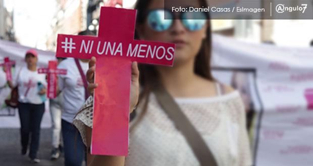 De enero a mayo, Odesyr reporta 35% más de presuntos feminicidios en Puebla