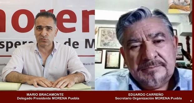 Alianza con el Verde debió ser consensuada con las bases de Morena: Bracamonte