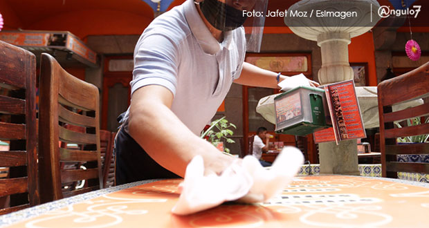 Hasta el momento, sigue en pie reapertura de 780 restaurantes en CH: Canirac