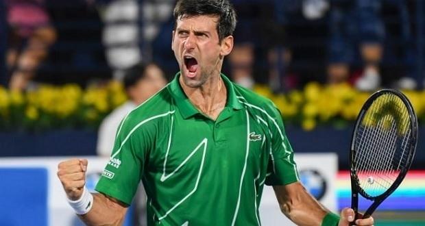 Tenista Novak Djokovic da positivo a Covid-19 tras torneo